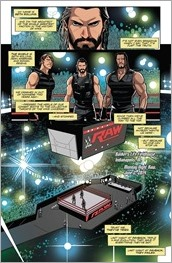 WWE: Then. Now. Forever. #1 Preview 1