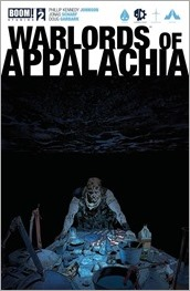 Warlords of Appalachia #2 Cover