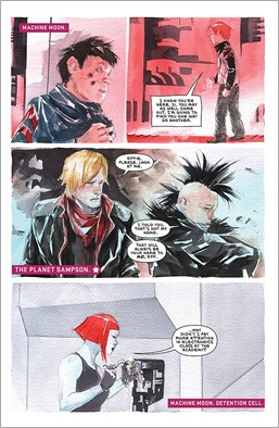Descender #17 Preview 1