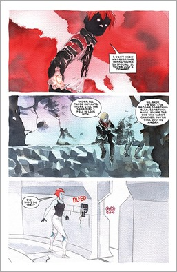Descender #17 Preview 2