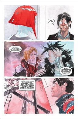 Descender #17 Preview 3
