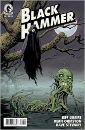 Black Hammer #6 Cover