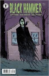 Black Hammer #6 Cover - Lemire Variant
