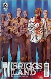 Briggs Land #5 Cover
