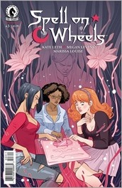 Spell on Wheels #3 Cover