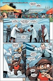 A&A: The Adventures of Archer & Armstrong #11 Preview 2