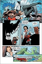 A&A: The Adventures of Archer & Armstrong #11 Preview 3