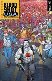 Bloodshot U.S.A. #3 Cover - Ryp Variant