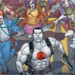 Preview: Bloodshot U.S.A. #3 by Lemire & Braithwaite (Valiant)