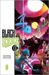 Black Science #26 Cover