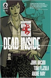 Dead Inside #1 Cover - Johnson