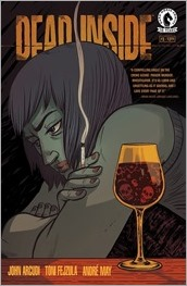 Dead Inside #1 Cover - Hicks