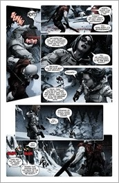 Divinity III: Komandar Bloodshot #1 Preview 3
