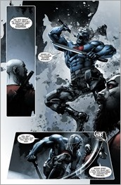 Divinity III: Komandar Bloodshot #1 Preview 4