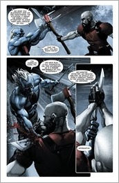 Divinity III: Komandar Bloodshot #1 Preview 5