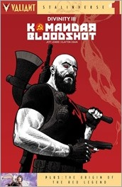 Divinity III: Komandar Bloodshot #1 Cover C - Smallwood