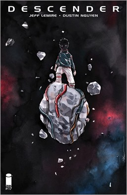 Descender #17 Cover