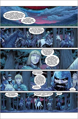 Green Valley #3 Preview 1