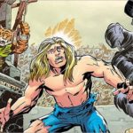 Preview: The Kamandi Challenge #1 – A 12 Part Series from DC Comics
