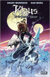Klaus and the Witch of Winter #1 Cover A