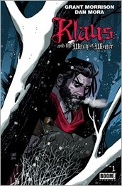 Klaus and the Witch of Winter #1 Cover C - FOC Variant
