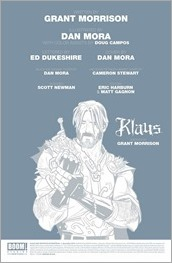 Klaus and the Witch of Winter #1 Preview 1