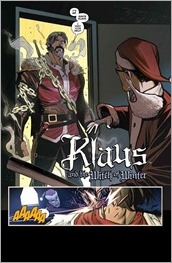 Klaus and the Witch of Winter #1 Preview 5