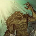 R.L. Stine Joins Marvel With Man-Thing #1 This March! – First Look