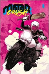 Motor Crush #1 Cover - Variant