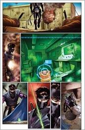 Ninjak #22 Preview 6
