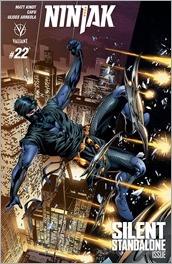 Ninjak #22 Cover B - Bernard