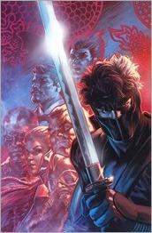 Ninjak #23 Cover C - Massafera