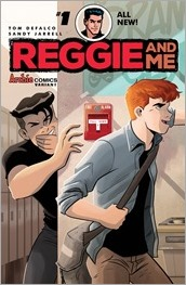Reggie and Me #1 Cover - Charm Variant