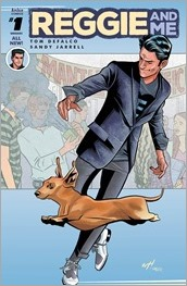 Reggie and Me #1 Cover - Torres Variant