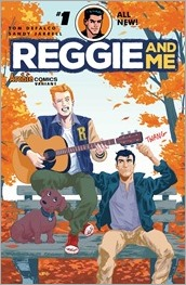 Reggie and Me #1 Cover - Walsh Variant
