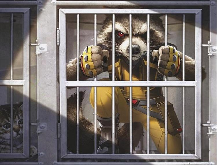 First Look: Rocket Raccoon #1 by Rosenberg & Coelho (Marvel)
