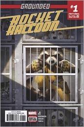 Rocket Raccoon #1 Cover