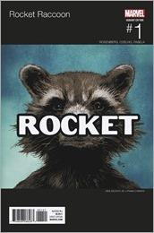 Rocket Raccoon #1 Cover - Deodato Hip-Hop Variant