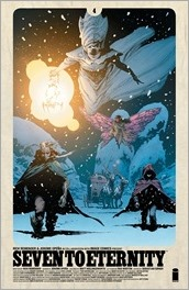 Seven to Eternity #4 Cover
