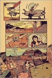 Tank Girl Gold #3 Preview 4
