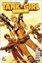 Tank Girl Gold #3 Cover A - Robinson