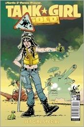 Tank Girl Gold #3 Cover B - Bond