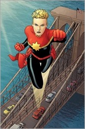 The Mighty Captain Marvel #1 First Look Preview 1