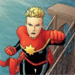 First Look: The Mighty Captain Marvel #1 by Stohl & Rosanas