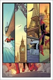 The Mighty Captain Marvel #1 First Look Preview 2