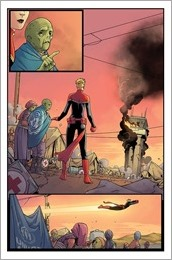 The Mighty Captain Marvel #1 First Look Preview 3