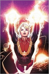 The Mighty Captain Marvel #1 Cover - Siqueira Variant