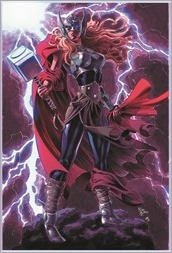The Mighty Thor #15 Cover - Deodato Variant