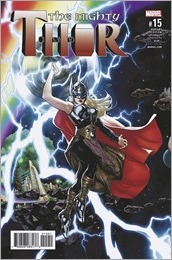 The Mighty Thor #15 Cover - Sook Variant