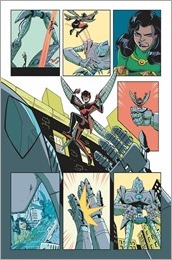 The Unstoppable Wasp #1 First Look Preview 3